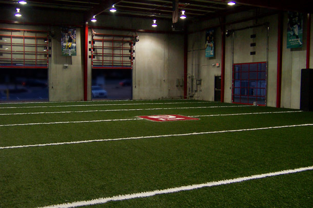 Indoor Facility Photo